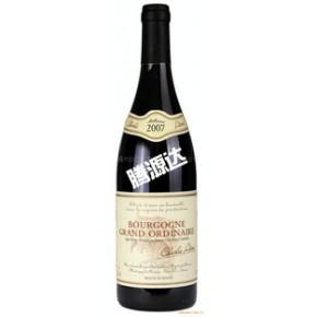 法国博格美干红葡萄酒 750(ml)