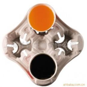 供纸杯托盘,咖啡托盘,cup carrier等产品