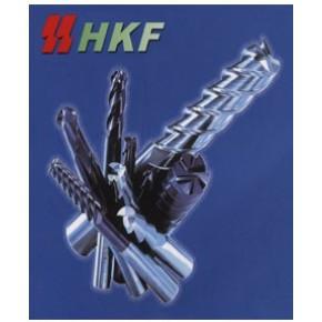 虹钢富HKFUF440550系列钨钢球形立铣刀钨钢圆鼻刀