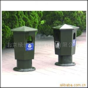 环卫垃圾桶 ljj-3079玻璃钢果皮箱