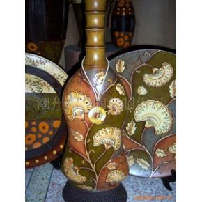 【批发】供应陶瓷工艺花瓶