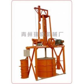 青州瑞成机械厂 专业生产无沙水泥制管机