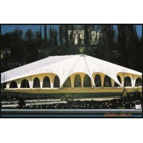 膜结构帐篷, 帐篷
