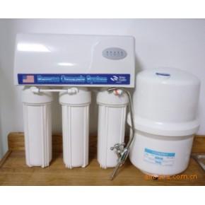 家用纯水机------五灯带罩厨下机