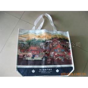 各种规格塑料编织环保手提袋