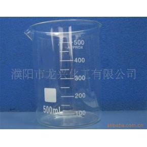 高型烧杯 玻璃 可生产各种型号