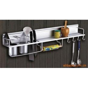 高斯达/卡罗特 太空铝厨房挂件,炊具架,筷子筒