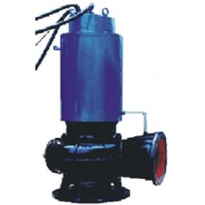 WQ无堵塞移动式潜水排污泵
