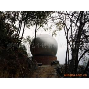 不锈钢水塔 圆形水塔 保温水塔