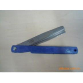 扇形片塞尺,建筑工程测量工具