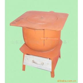 烧水炉 木柴炉 红火 钢板