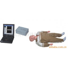 高级心肺复苏训练模拟人(计算机控制)