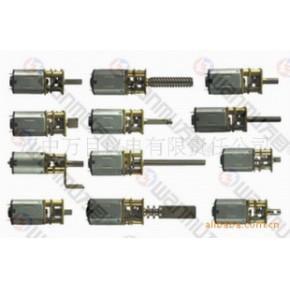 生产供应减速电机 DM12、DM13