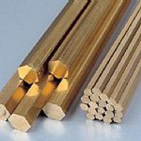 六方黄铜棒 黄铜棒H59