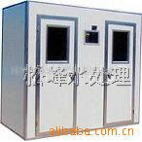 山东水处理设备 风淋室 单人风淋室 双人风淋室
