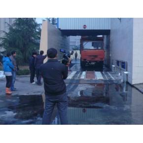 建筑机械-新洗车机供应-工地洗车机-青岛龙华杰机械制造