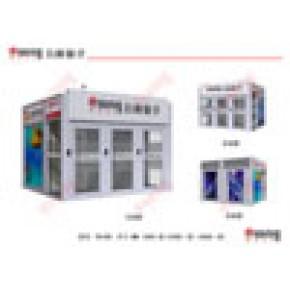 山东银维科技TB1009三机型ATM自助银亭