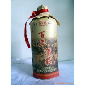 洋河名酒:供应百年酒庄白酒 【1*12;瓷瓶】