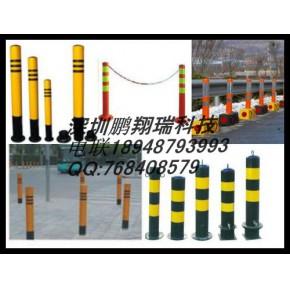 订做防护桩 防撞柱 深圳防撞柱 反光柱