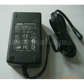 DVE电源适配器/交换式电源供应器开关电源32V1.3A