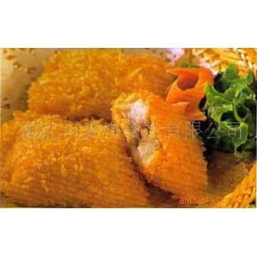 安康鱼排速冻食品之面包糠