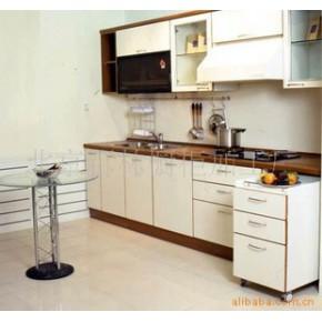 厨房橱柜;整体橱柜 不锈钢