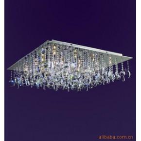 现代水晶灯 平板水晶灯 低压水晶灯 高压水晶灯 工程水晶灯