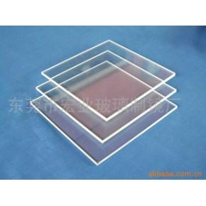 1.1至3mm厚度透明白玻