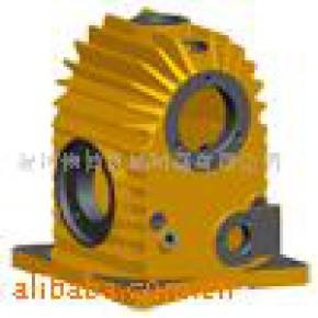 钻机箱体水泵蜗轮 钻机