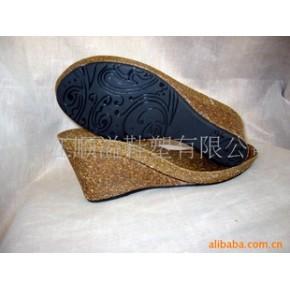 橡胶软木鞋底B-0903