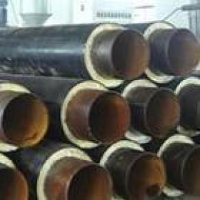 高密度沧州聚氨酯发泡保温钢管发往南京