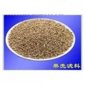 果壳滤料生产厂家巩义 商13523567588