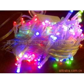 七彩LED灯串 鸿艺 6(W)