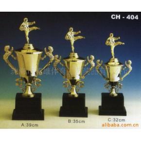 金属奖杯 奖杯 动物
