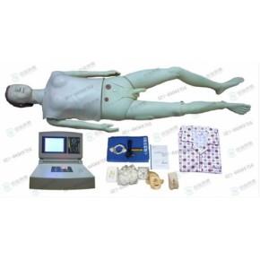高级多功能护理急救训练模拟人、心肺复苏带基础护理功能模拟人