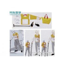 苏州同科高级着装式老年偏瘫护理模拟服