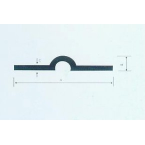 可卸式止水带的应用 可卸式止水带的价格 可卸式止水带的拼接