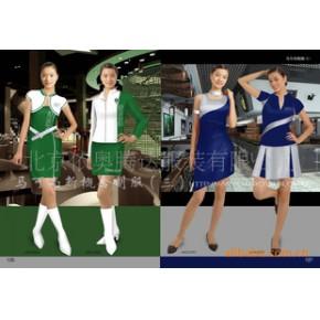 服装公司供应加工时尚促销服,表演服