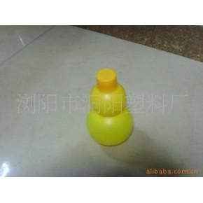 葫芦型广告瓶 通用包装 PE