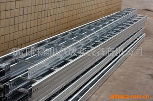 热镀锌梯级式桥架含盖板及配件