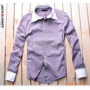 定制时尚衬衫.量体衬衫 订货
