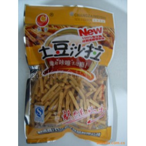 土豆沙拉(香辣味)膨化食品