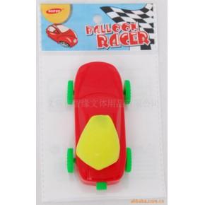 玩具气球小汽车 塑料 HOTOY
