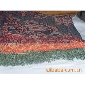 线毯 全棉线纱 顺毛型