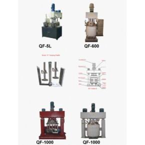 玻璃胶成套设备强力分散机