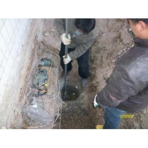 北京地基灌浆加固打桩加固压密注浆加固
