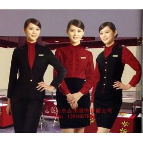 淄博厂家订做酒店服务员工作服