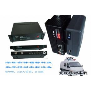 高科技远距离无线视频移动传输系统