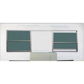 双组升降黑板厂家 单组升降黑板专业生产 提供黑板订做