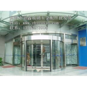 珠海玻璃门玻璃门夹安装